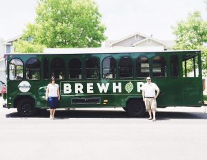 Brewhop Trolley owners