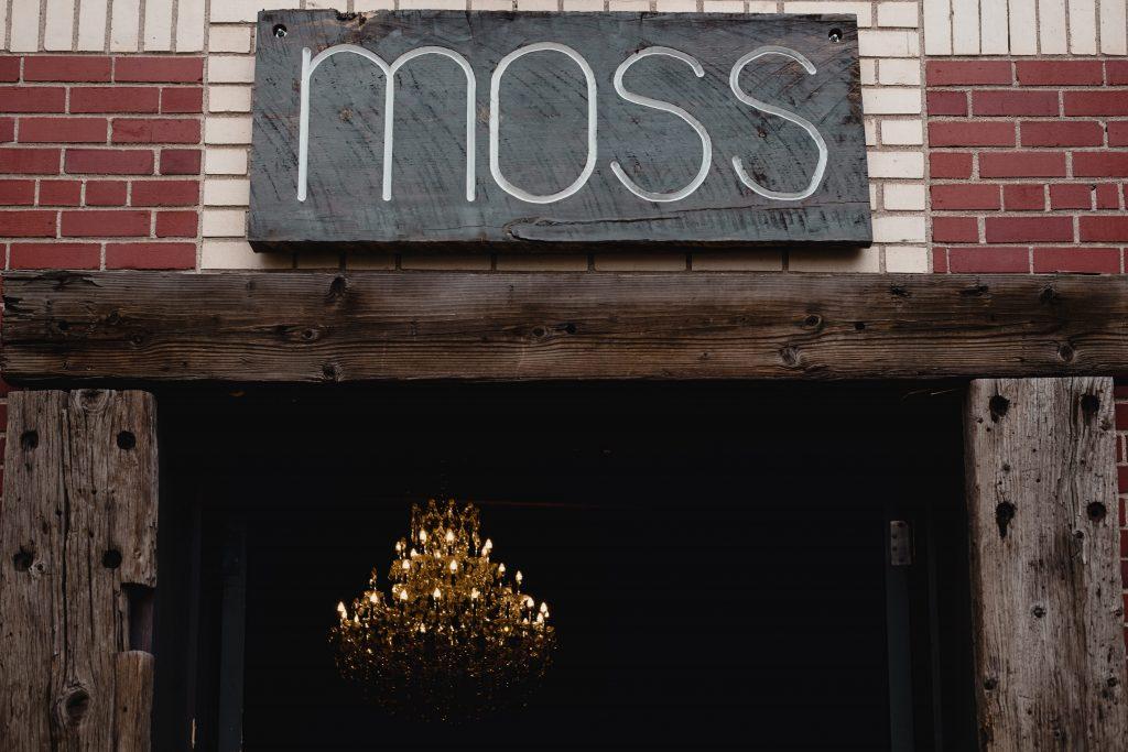 Moss Event Venue in Denver Colorado for weddings